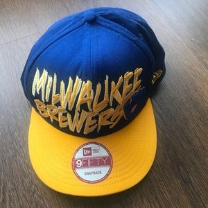 Milwaukee Brewers 9Fifty Cooperstown Collection